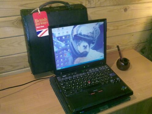 ThinkPad et Erika case