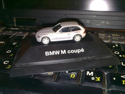 model Z3M coupe 2