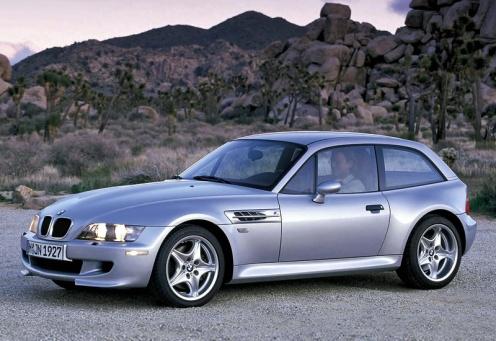 1998 BMW Z3 M Coupe