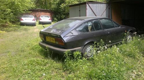 1 x GTV et 2 x SLK