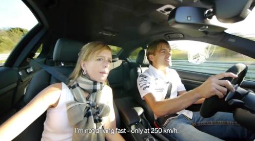 Augusto et Liri Farfus in Nurburgring