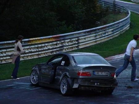 Nurburgring M3 nie wydało
