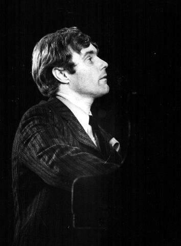 Kompozytor i pianista Christopher Komeda