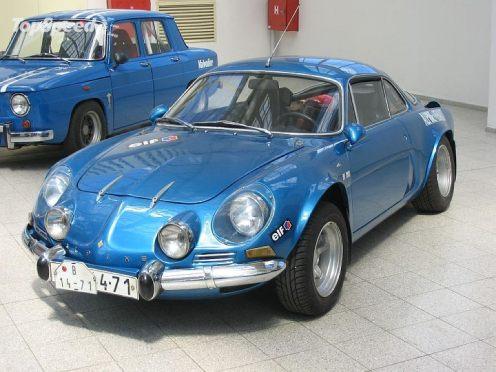 0.5 Alpine et R8 Gordini