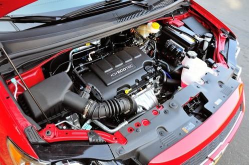 sonik RS turbo silnik