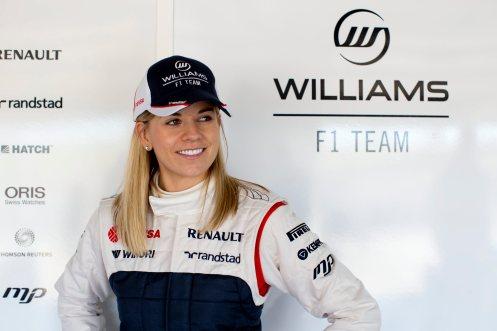 Spain Female Driver
