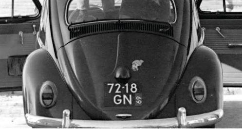 VW from Belgen