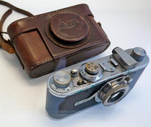 Leica  Cartier Bressona