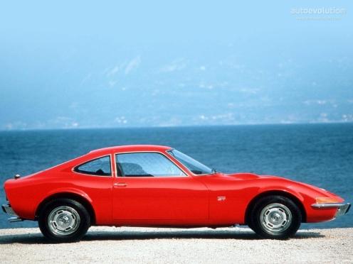 Opel GT XXL
