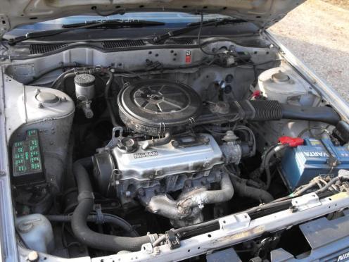 Bluebird 2.0 diesel mot.