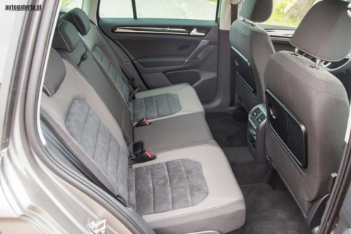 VW sportsvan moszaw achori