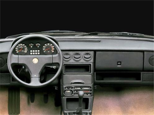 alfa 33 volante