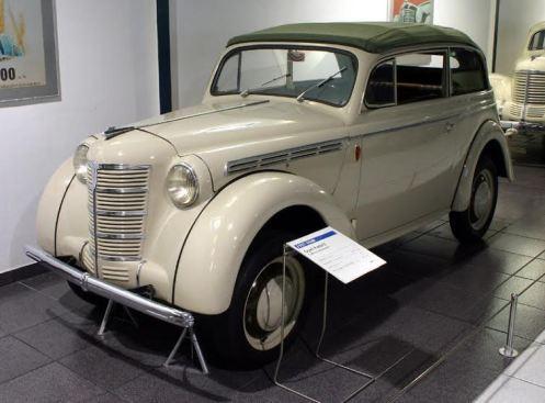 Opel Olympia Adam XL