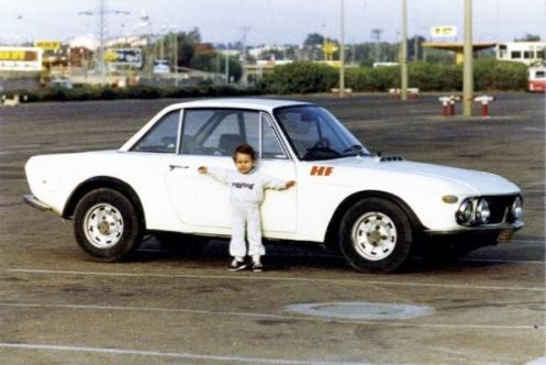 Fulvia HF with Etler junior