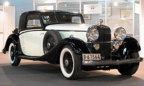 Hispano Suiza 1934