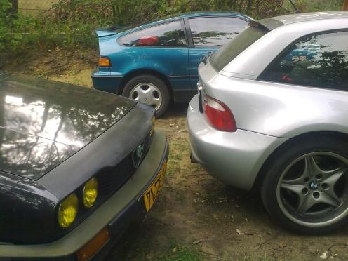 3 auta