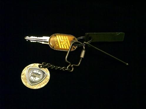 HF kluczyki