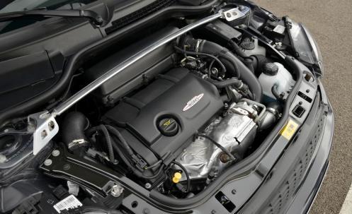 cooper GP motor