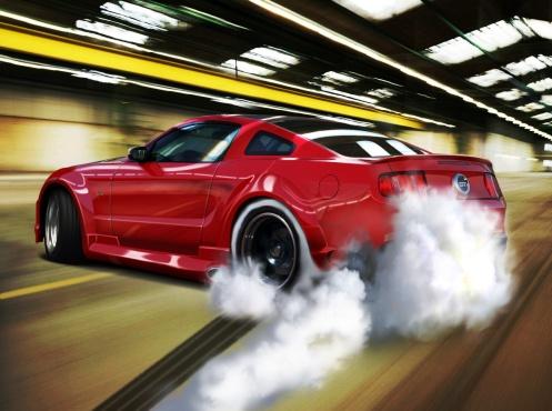 Mustang GT XL