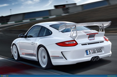 GT3 RS 4