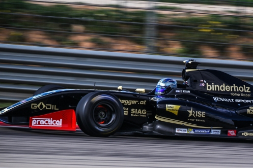 Roy Nissany, Lotus, Test Alcaniz2016-5515-2