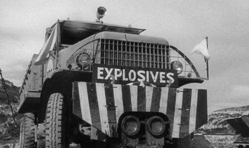 Cena strachu explosive