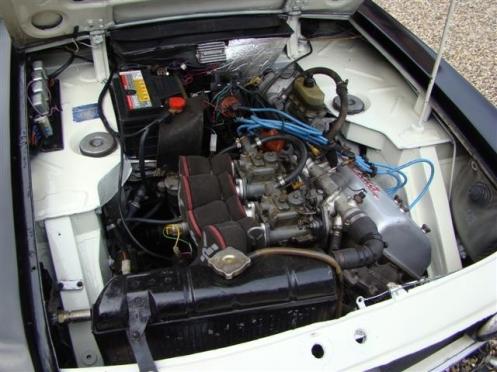 HF silnik