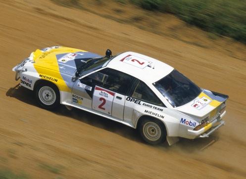 Manta 400 Rally gr B