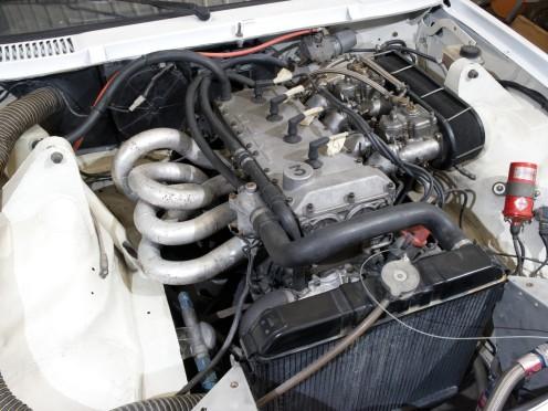 Mantga 400 engine