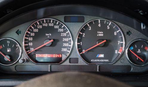 Z3M coupe. Menucha susim