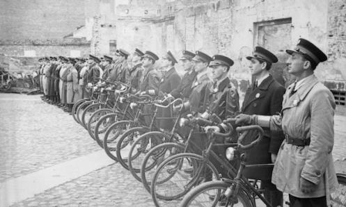 policja Judenratu