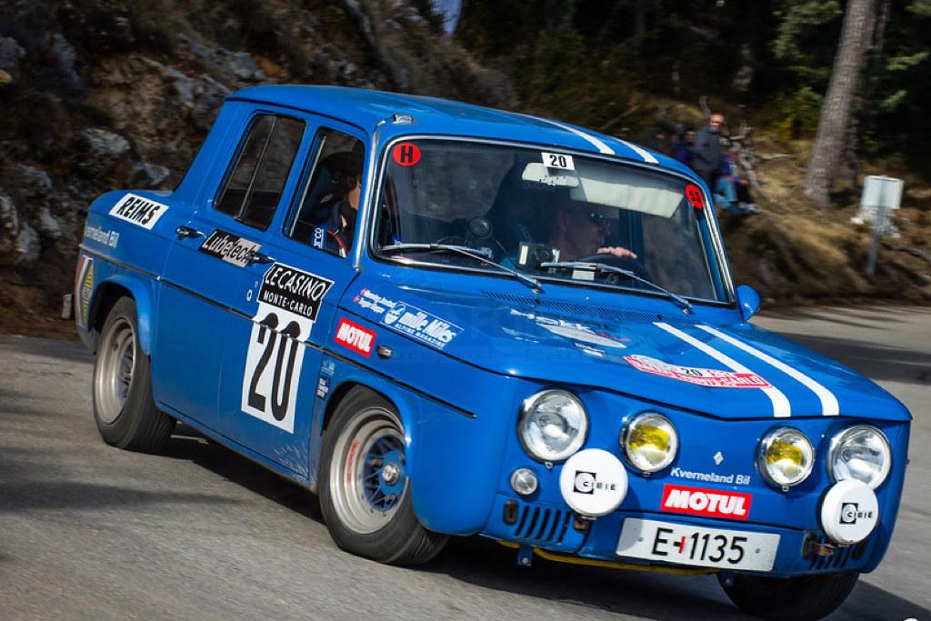 Renault R8 Gordini 1966